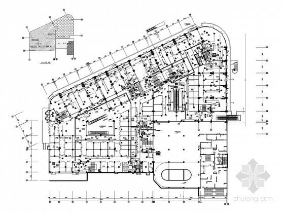 [甲级设计院]一类高层综合楼全套电气施工图纸269张(含审图意见)