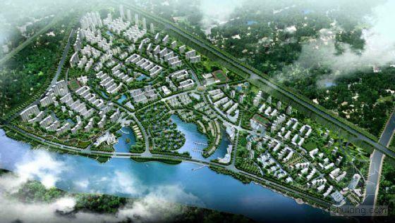陕西居住区景观规划方案