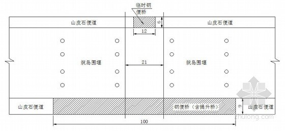 23×30m预应力先简支后连续预制T梁桥施工方案(钻孔灌注桩 混凝土浇筑)