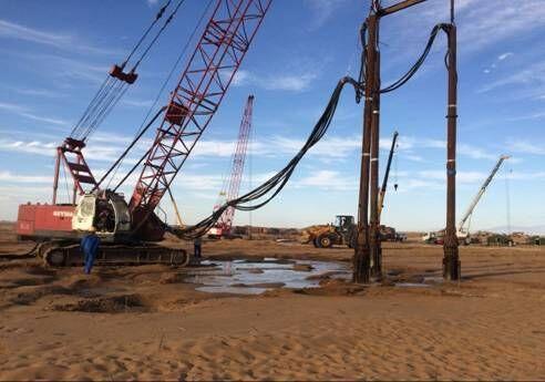 [河北]无填料振冲桩及真空降水地基处理施工方案