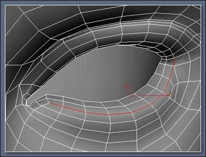3Dmax绝妙的眼睫毛制作方法_2