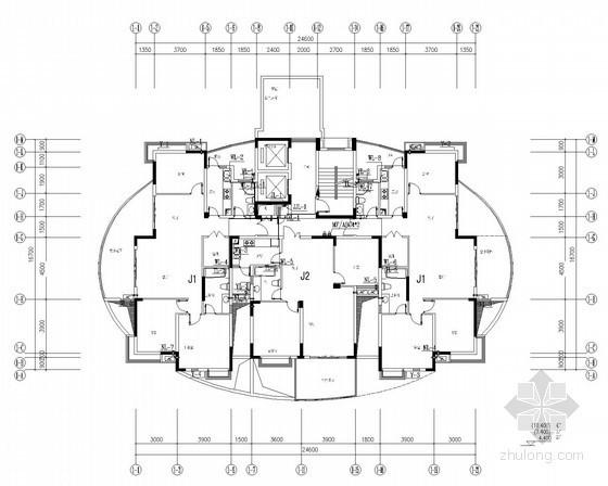 高层建筑给排水课程设计(带计算书)