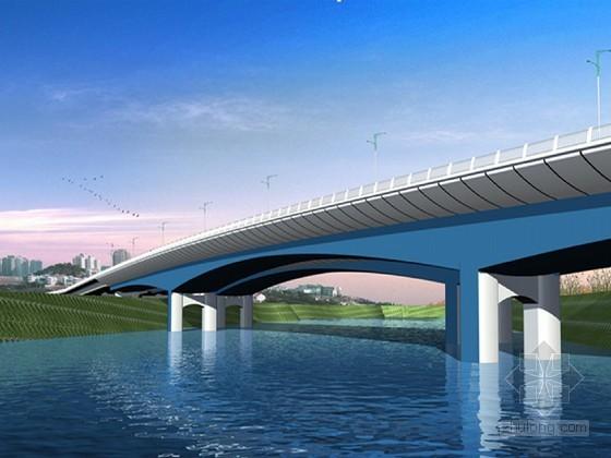 跨河大桥施工方案(先简支后连续 106页)