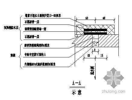 镇原县某桥加宽工程施工设计图