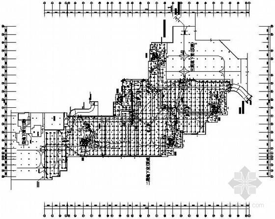 某小区项目二期工程全套电气图纸132张(5栋高层、地下室、幼儿园)