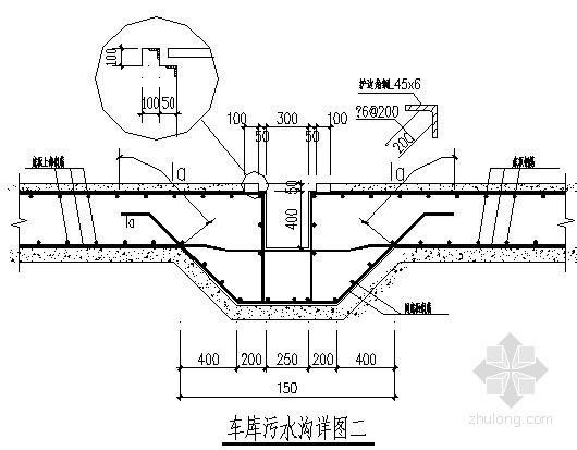 柱墩大样配筋图(含基础设计说明)
