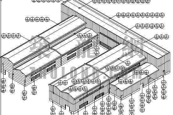编制说明和配件详图-金属绝热夹心板屋面墙面建筑构造图集之一