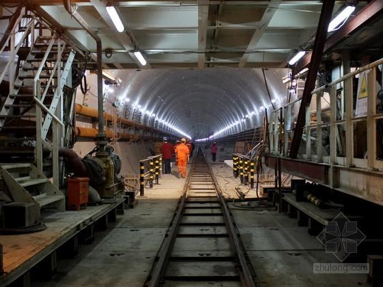 [云南]地铁盾构始发与掘进施工方案(119页)