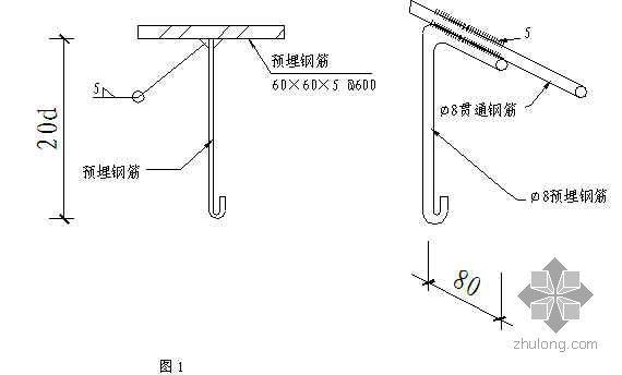 蒸压轻质加气混凝土板—ALC板施工工法