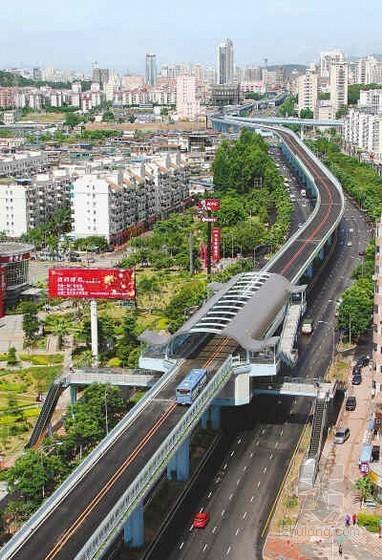 厦门市快速公交系统(BRT)改造工程某标段(投标)施工组织设计