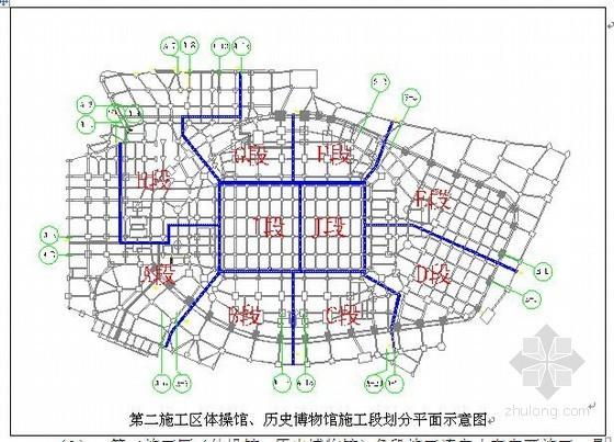 [广东]大型框架结构钢结构体育馆施工组织设计(254页)