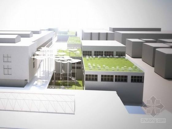 [广东]大型国际文化中心规划及单体设计方案文本