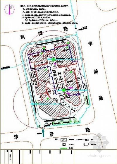 [安徽]框架剪力墙结构商业办公楼施工组织设计