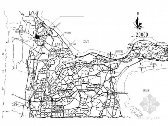 [重庆]污水管网给排水结构施工图纸