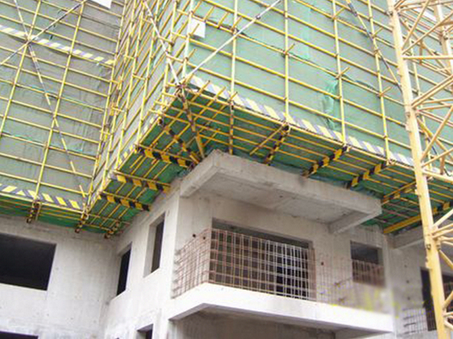 住宅小区工程悬挑脚手架专项施工方案(95页)