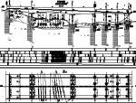 50+90+50m变截面预应力连续箱梁主桥及3X25m连续梁引桥图纸159张