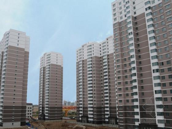 [陕西]住宅小区边坡支护施工组织设计(挖孔桩 锚索)