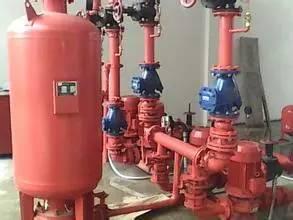 室内消火栓系统管道施工工艺