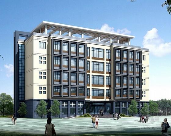 [毕业设计]山东某框架结构办公楼建筑工程招标文件