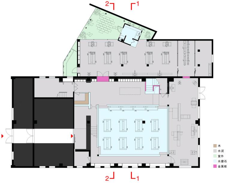 上海M.Y.Lab店空间改造-23