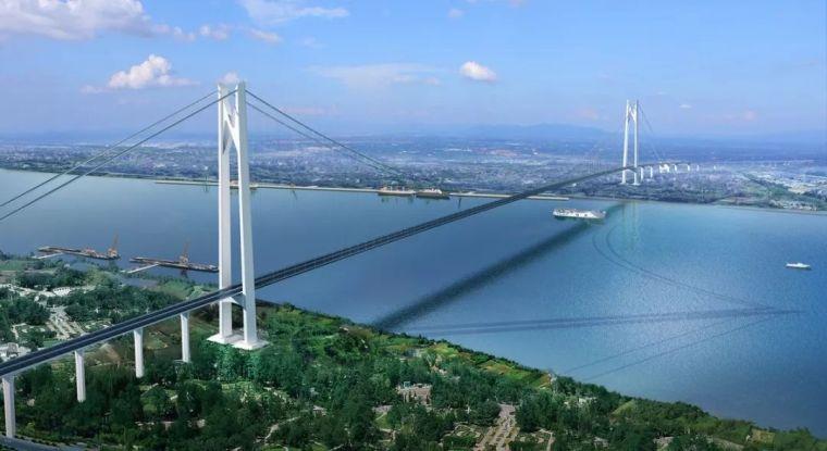 1760米!我国最大跨度悬索桥开工建设!