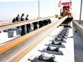 好消息!京张高铁开始铺轨,明年年底实现全线通车