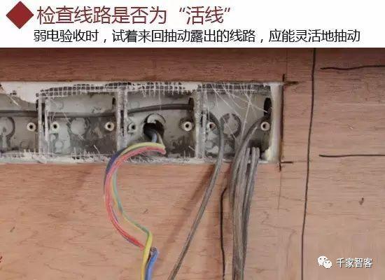 家庭装修弱电布线施工规范及常见问题_16