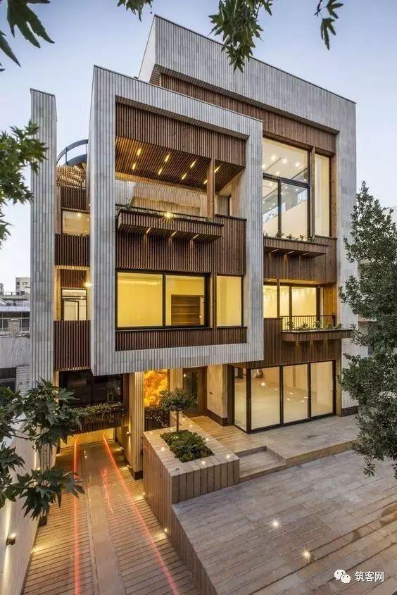 40款·简洁的现代别墅设计_26