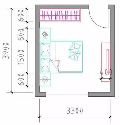 最全户型房间尺寸分析,设计师必备!_14
