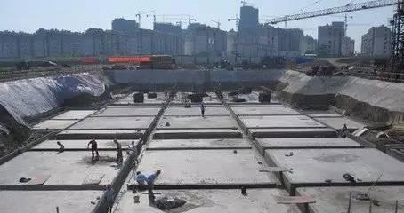 筏板基础施工质量问题及预防措施