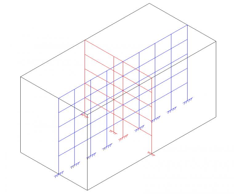 [框架结构手算案例]Part2框架结构计算简图的确定