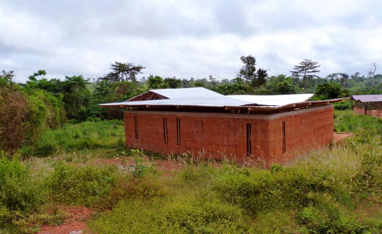 加纳乡野图书馆