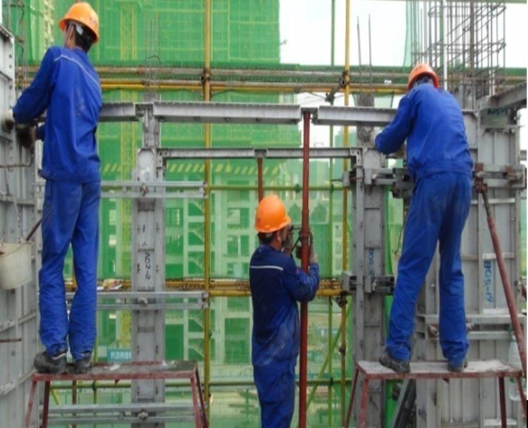 [福建]高层住宅建筑铝合金模板工程施工专项方案(77页,附图较多)
