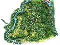 [浙江]温州文成隐山湖生态农业观光规划(山地景观,滨湖景观)