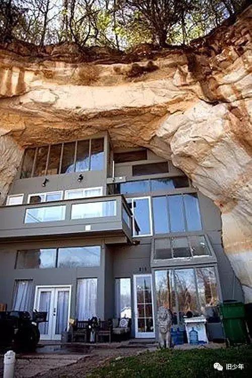 把家安在悬崖边,玩儿的就是心跳_35