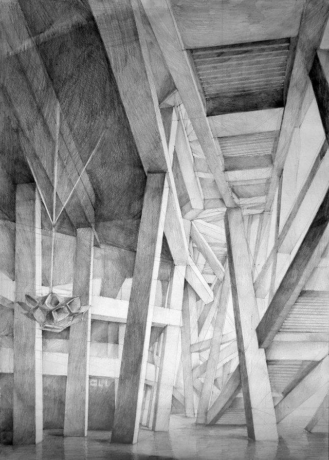 KlaraOstaniewicz建筑画_5