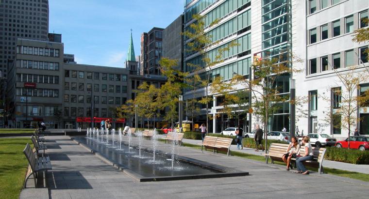 加拿大Quartier国际都市区域_4