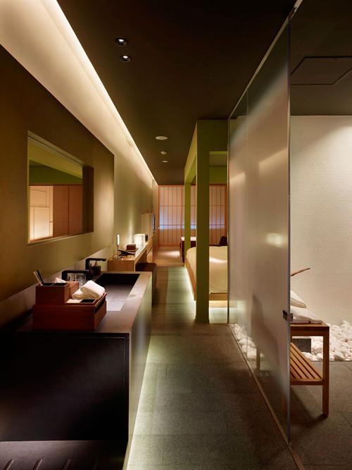 东方禅意文化聚焦日式酒店设计