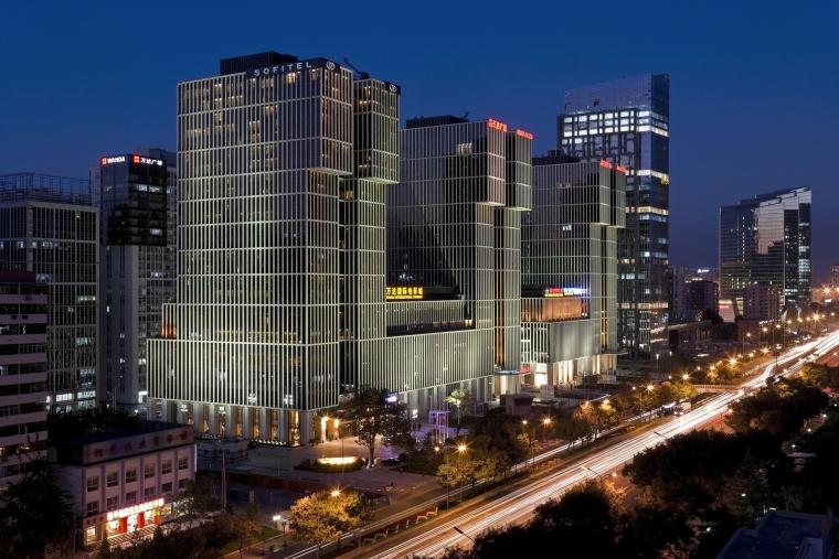 北京万达索菲特五星酒店_4
