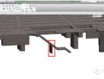 BIM软件小技巧Revit墙附着到楼梯.