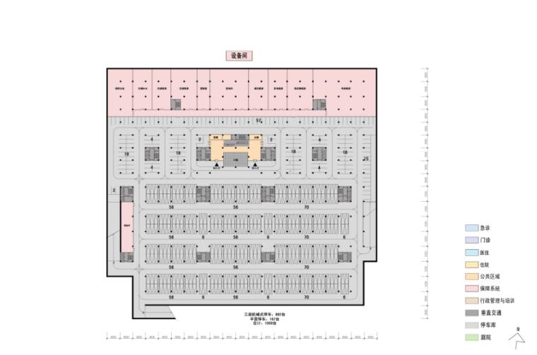 苏州大学附属第一医院建筑设计方案文本+CAD