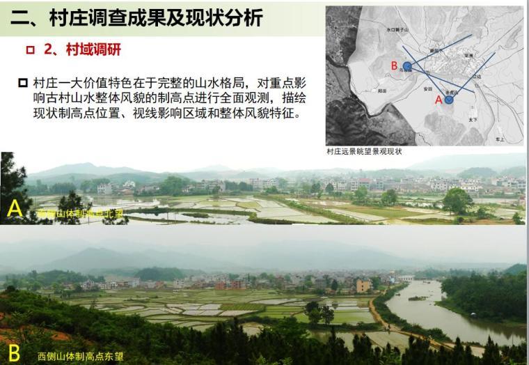 某市峡江县湖州村历史文化名村保护规划景观方案设计(68页)