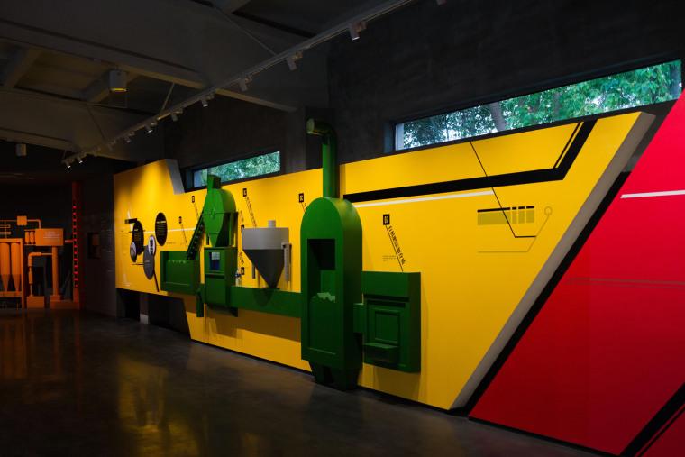 上海生活垃圾科普展示馆-7