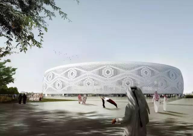 卡塔尔才是真土豪!2022世界杯球场一掷千金,国足4年后也许还能_12