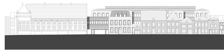 全新代芬特尔市综合体建筑立面图 (23)
