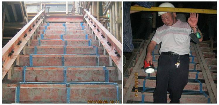 新型工具式可调节楼梯钢模板施工技术_15