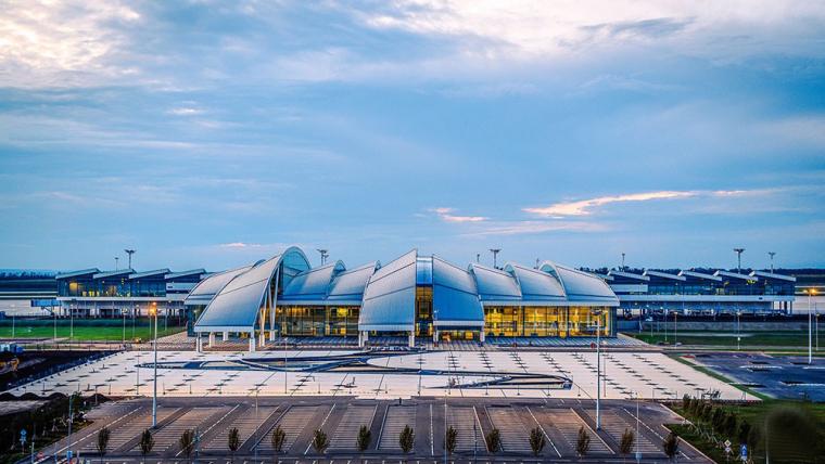 俄罗斯顿河畔罗斯托夫机场