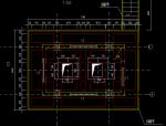 水库除险加固工程输水隧洞竖井及闸门结构施工图