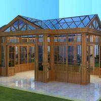 贝科利尔150按建筑设计阳光房高端别墅露台阳光房