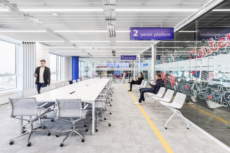 #办公空间设计案例#波兰MediaCom总部办公室-016-MediaCom-Warsaw-by-Workplace